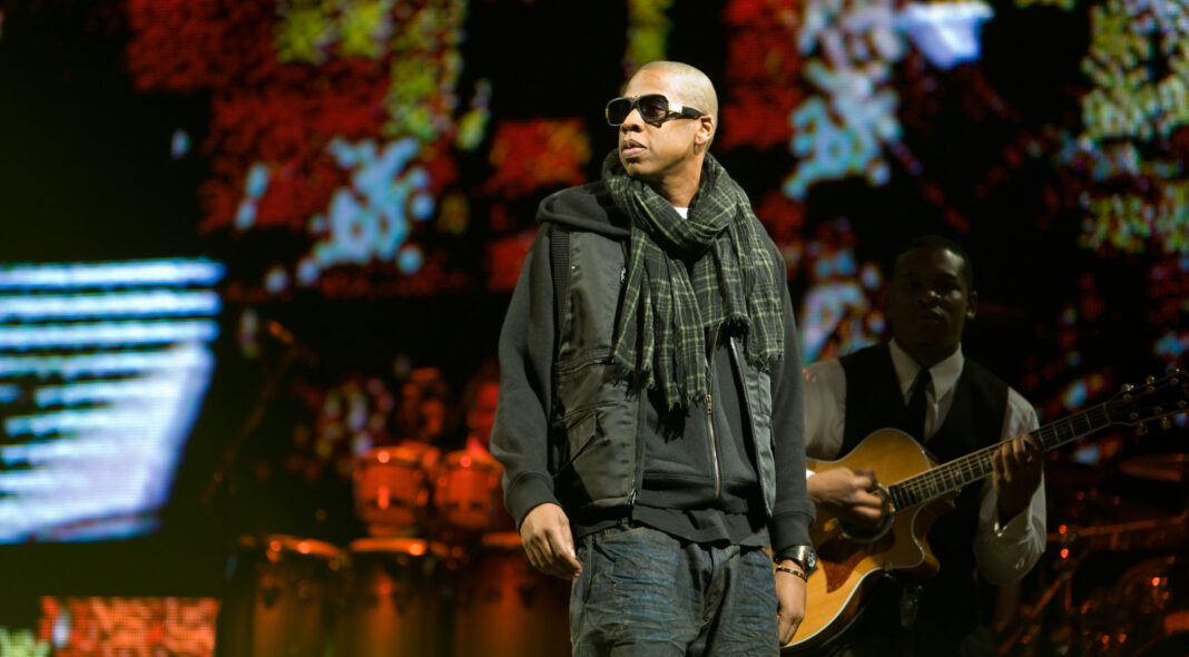 Jay Z Glastonbury 2008