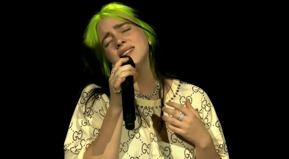 Billie Where Do We Go livestream