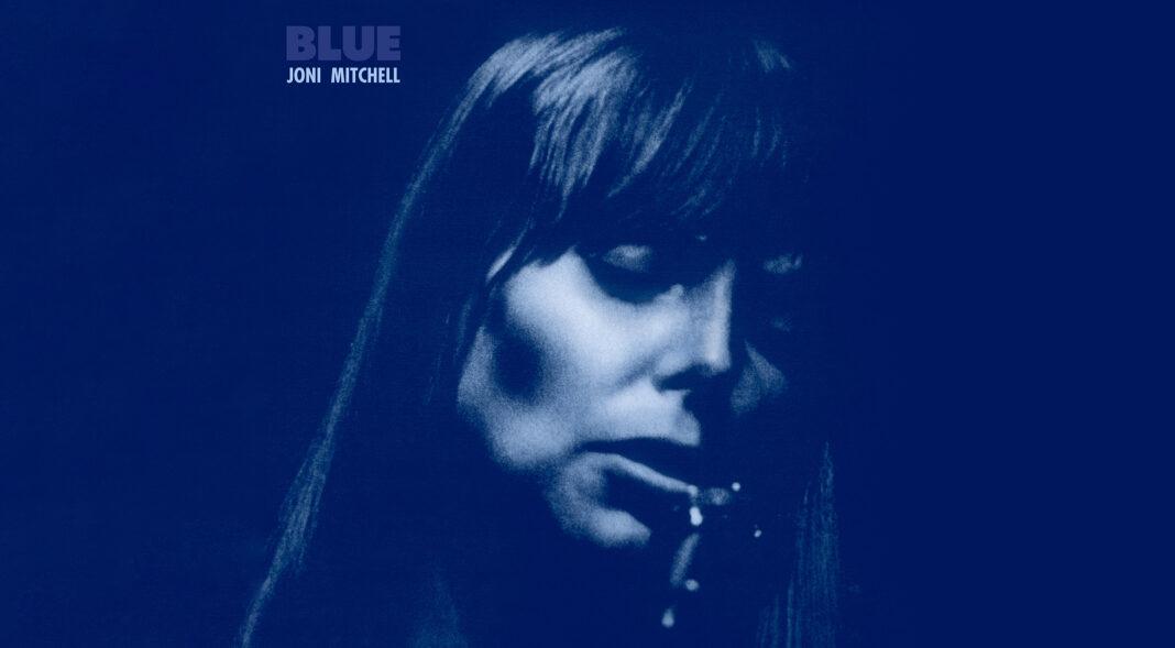 50 years of Blue - Joni Mitchell