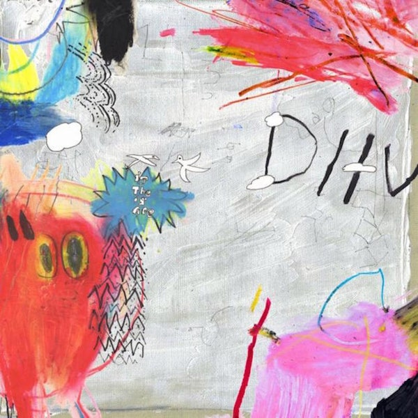 Diiv Is The Is Are album cover