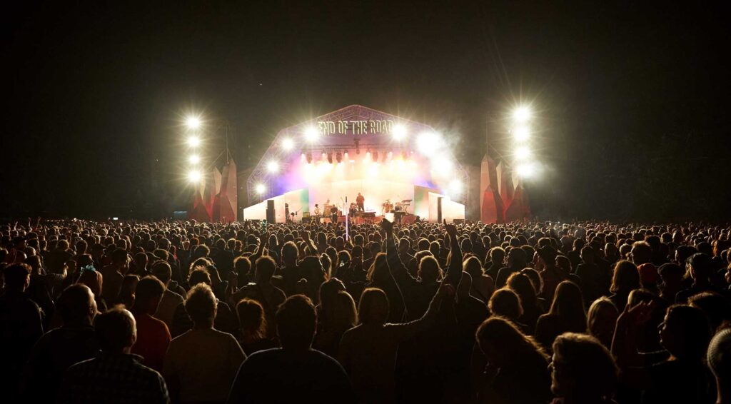 End of the Road festival