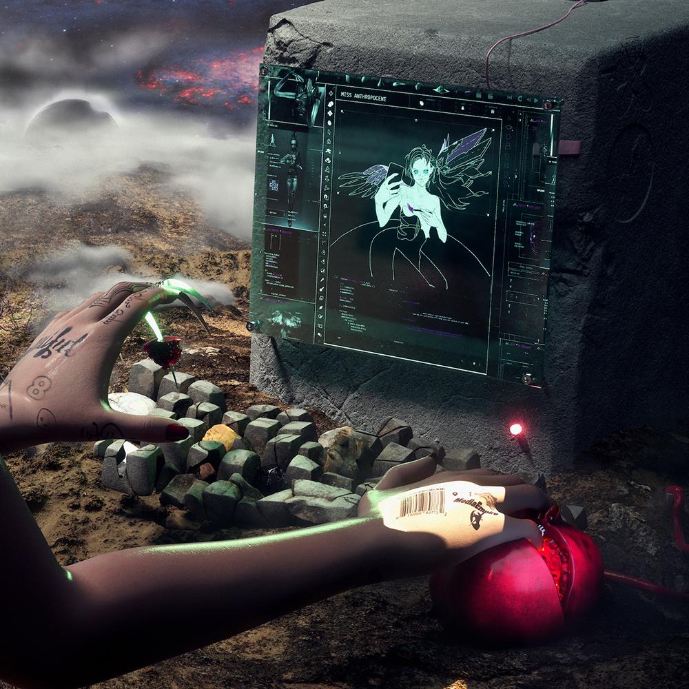 Grimes - Miss Anthropocene | Best Albums of 2020