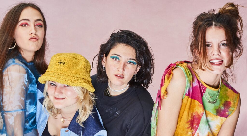 Hinds interview
