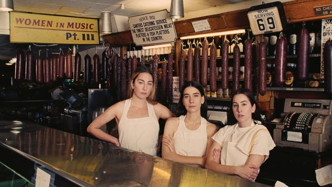Haim Women In Music Part Two