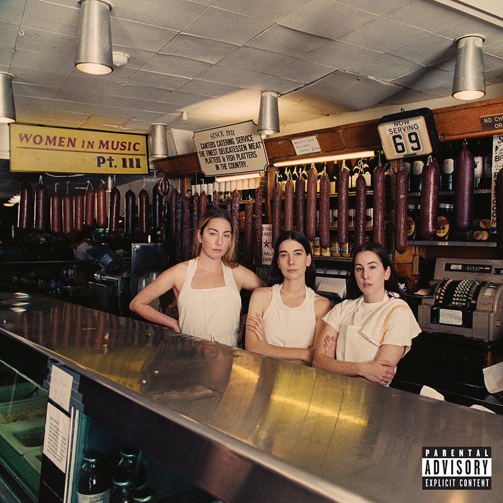 Haim - Women In Music Part III | Best Albums of 2020