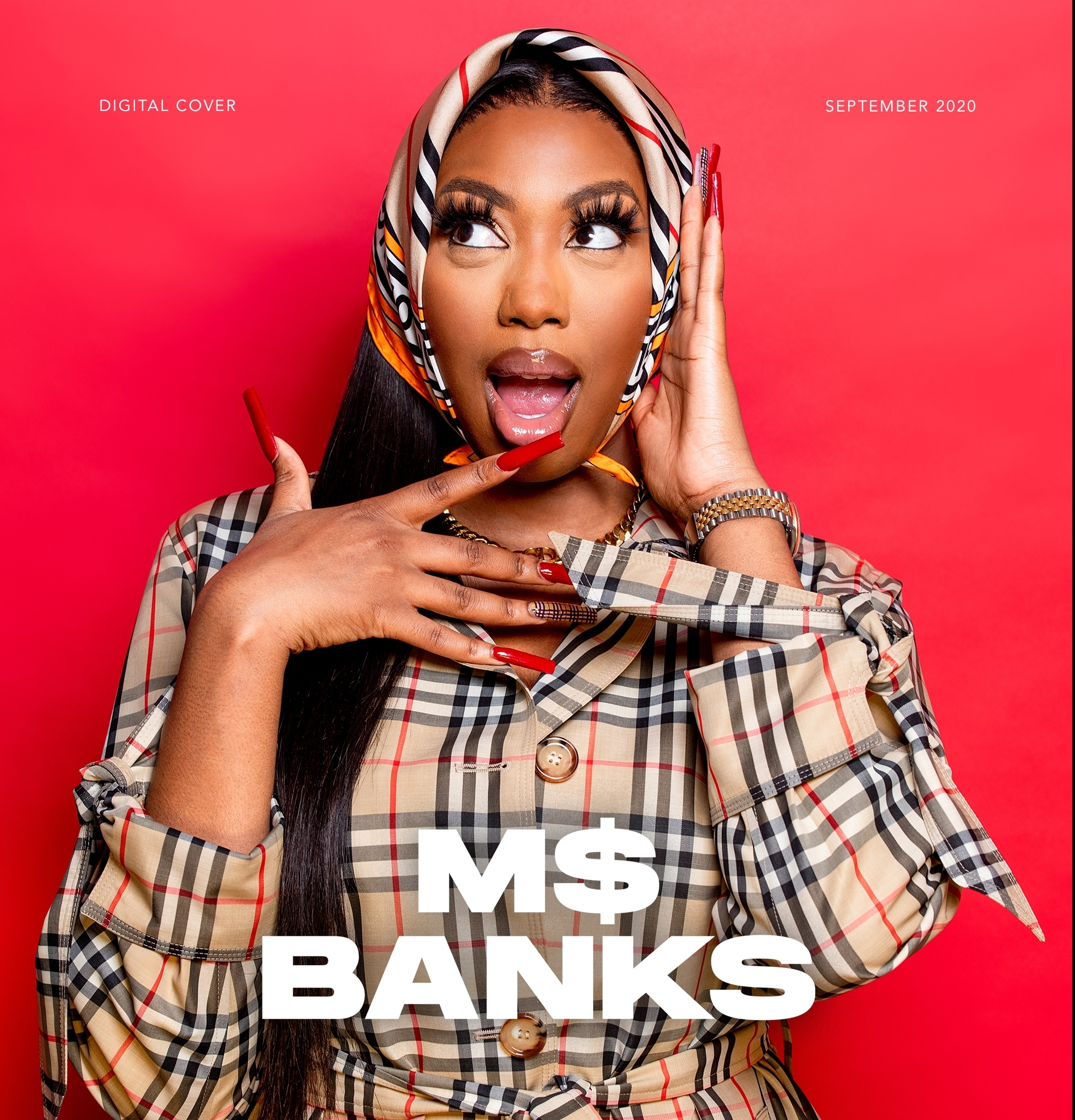 Ms Banks interview 2020