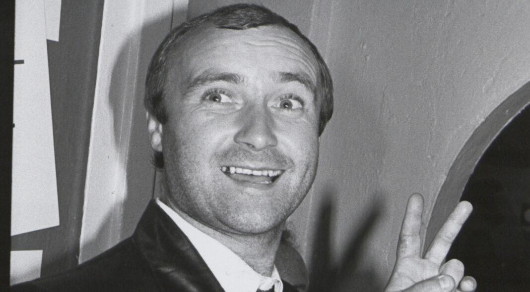 Phil Collins 1990