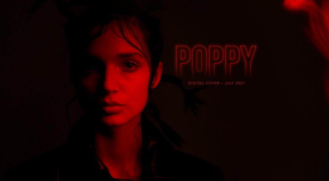 Poppy cover interview