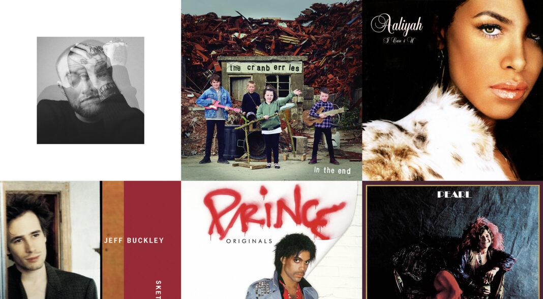 Best posthumous albums