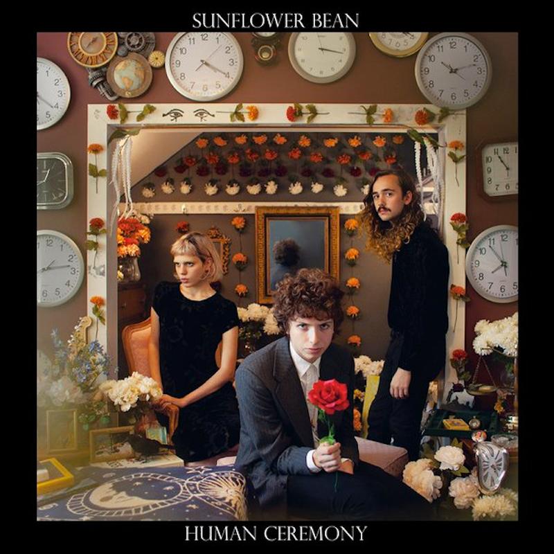 Sunflower Bean Human Ceremony album cover