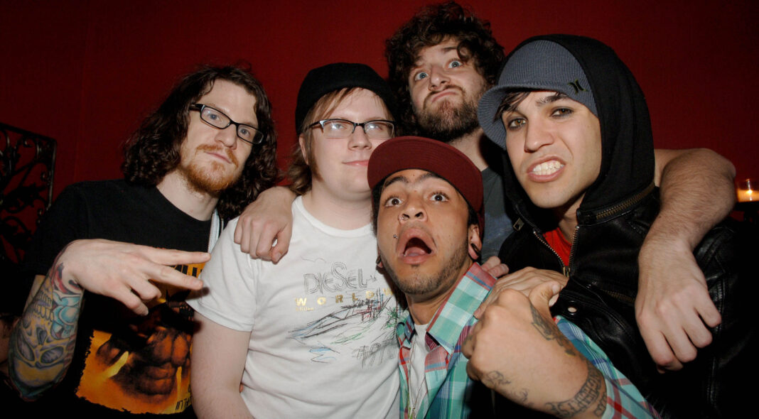 Fall Out Boy and Travie McCoy