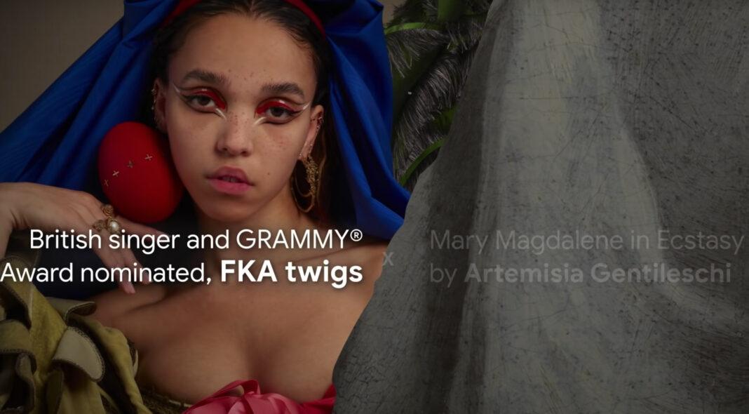 Art Zoom FKA Twigs Magdalene