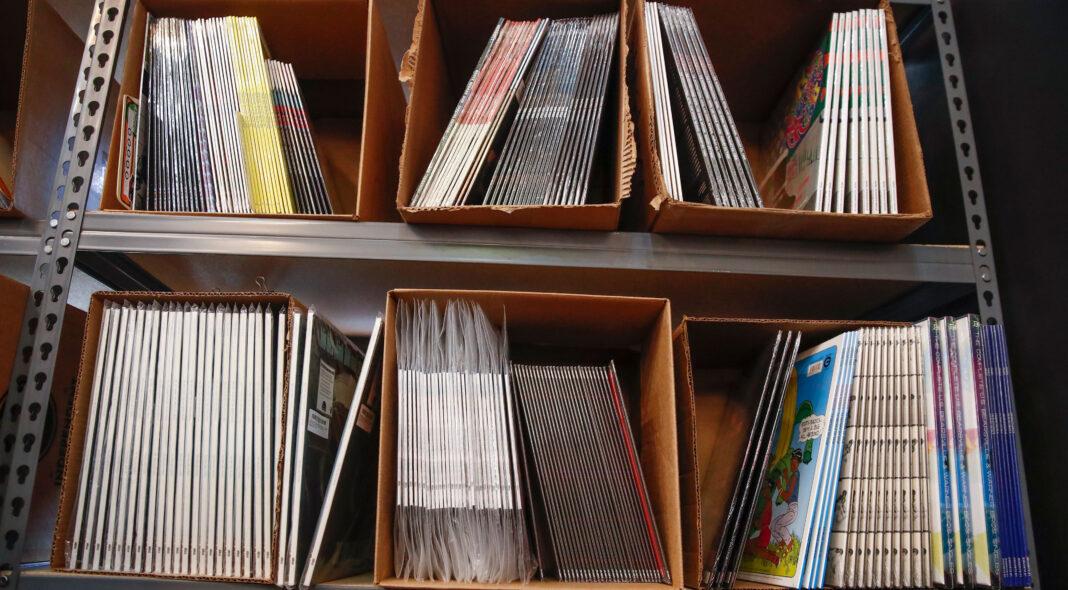 Vinyl, records