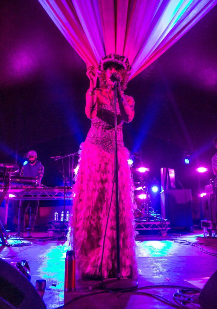 Greentea Peng Latitude Festival 2021