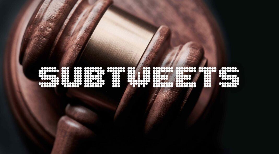 Rap lyrics court case