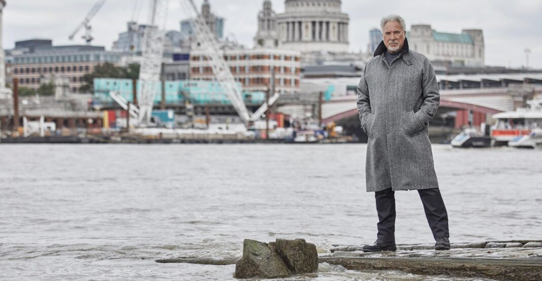 Tom Jones Surrounded By Time review